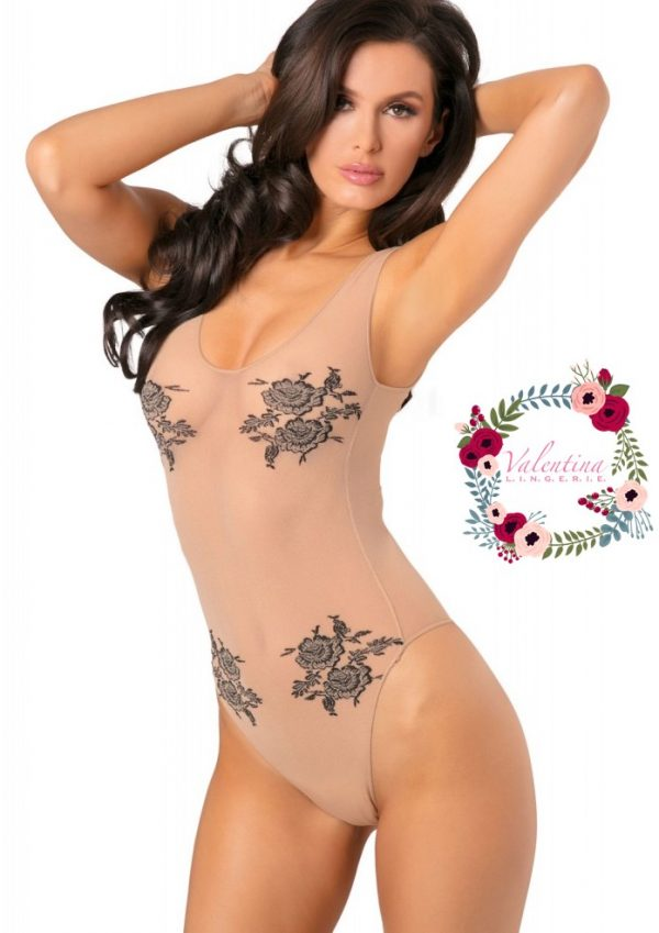 body string chair imprime floral