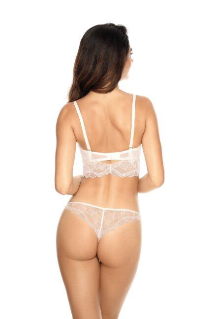 parure blanche valentina lingerie