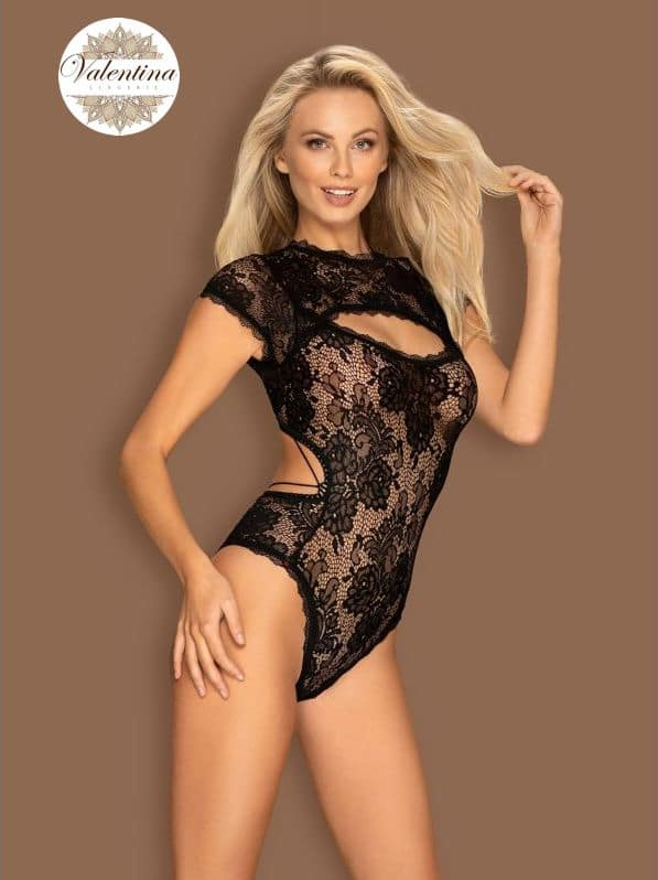 Body penny en dentelle valentina lingerie