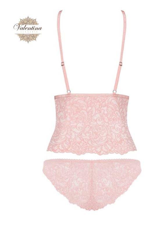 pyjamas delicanta rose